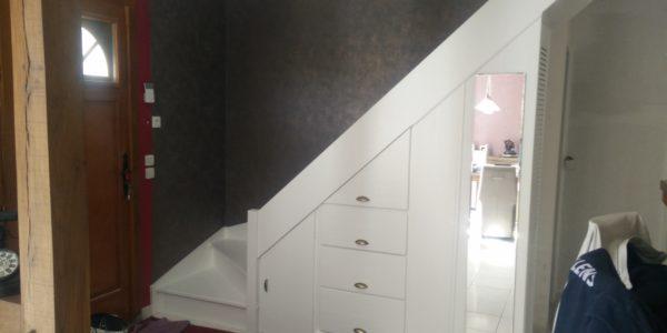 Peinture escalier Steph Deco Orleans - 3
