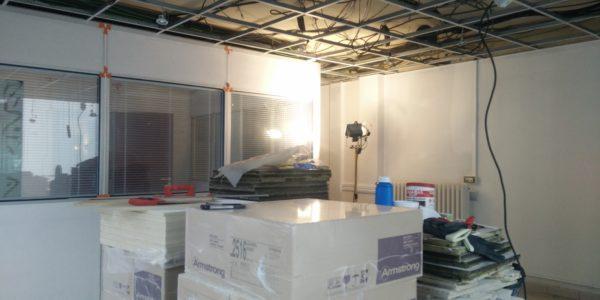 Renovation bureaux par Steph Deco Orleans - 1