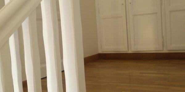 Réalisation Peinture Couloir Blanc - Artisan Peintre Orléans ...