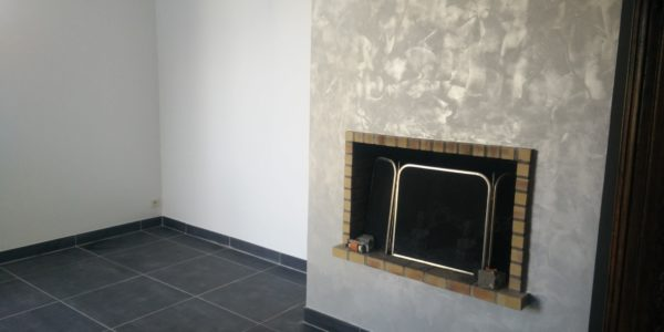 Renovation peinture pour salon par Steph Deco Orleans - 3