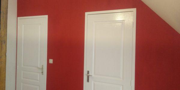 Renovation peinture pour salon par Steph Deco Orleans - 5