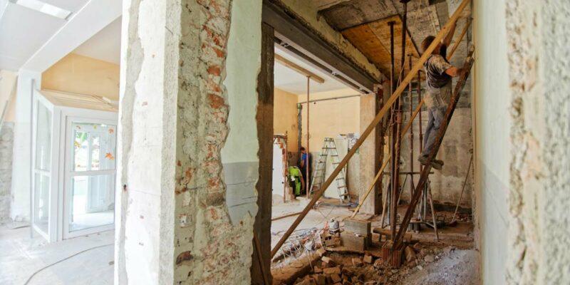 renovation propriete sologne